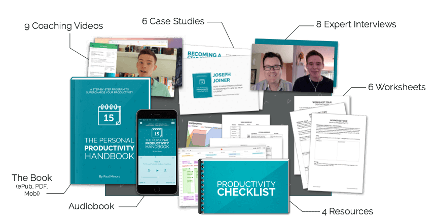 The Personal Productivity Toolkit - Complete Edition V2