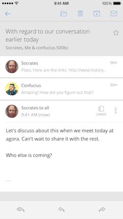 CloudMagic-conversation