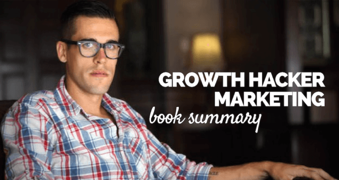Growth Hacker Marketing Book Summary and PDF