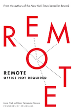 Remote Office Not Required Book Summary and PDF Cover