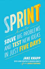 Sprint by Jake Knapp Book Summary and PDF