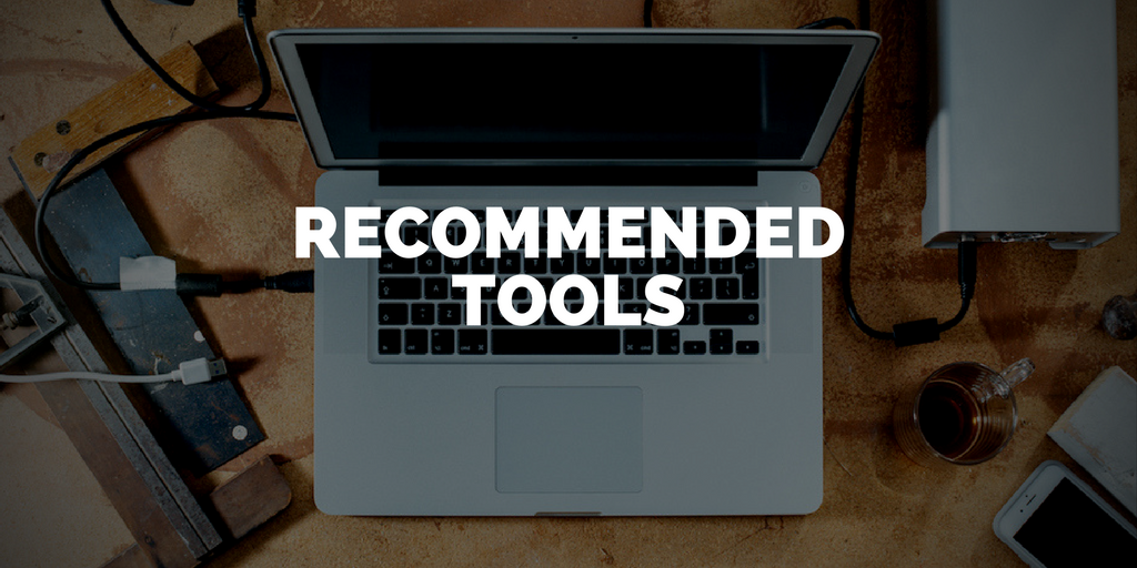recommended tools featured image