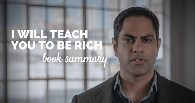 I will teach you to be rich by ramit sethi book summary and pdf
