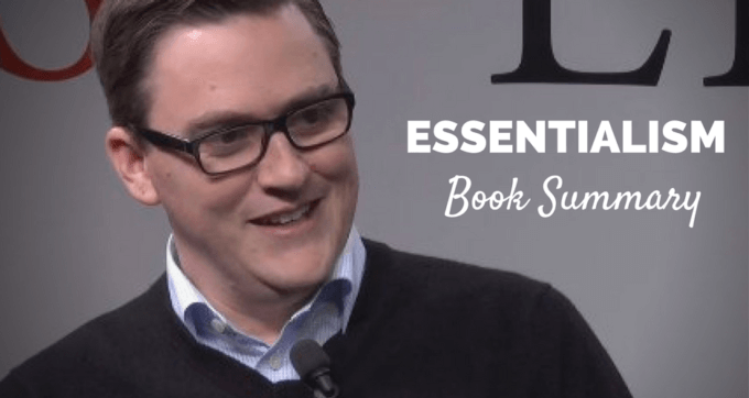 Essentialism by Grek Mckeown book summary and pdf