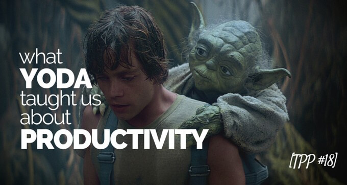 what yoda taught us about productivity