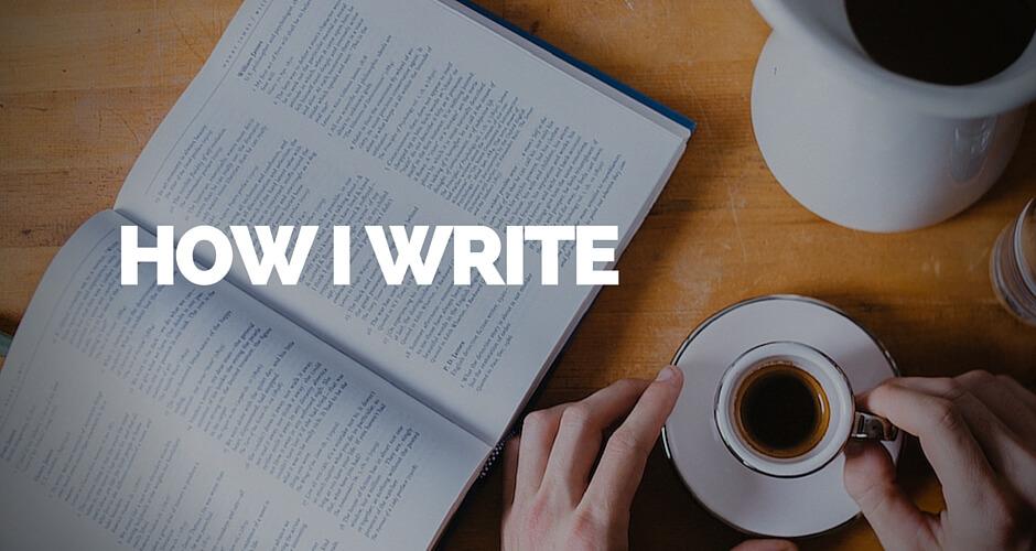 how do i write a purpose