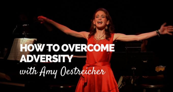 how to overcome adversity with amy