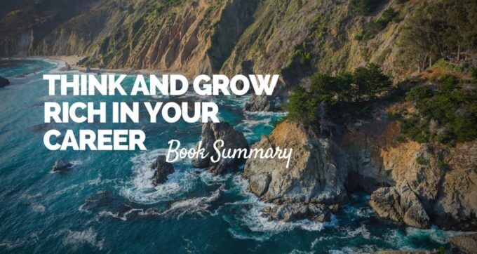 think and grow rich book summary pdf