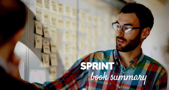 Sprint Book Summary and PDF