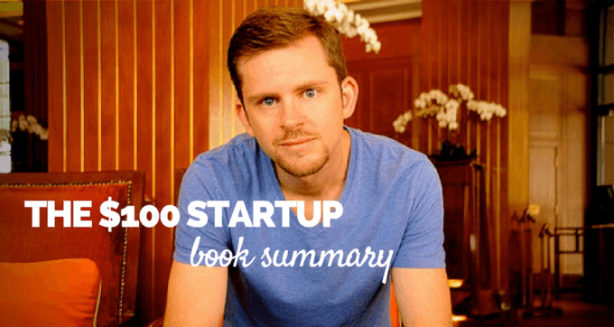 the $100 startup mobi  book