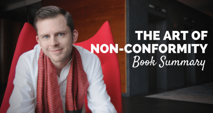 The art of non conformity by chris guillebeau book summary and pdf