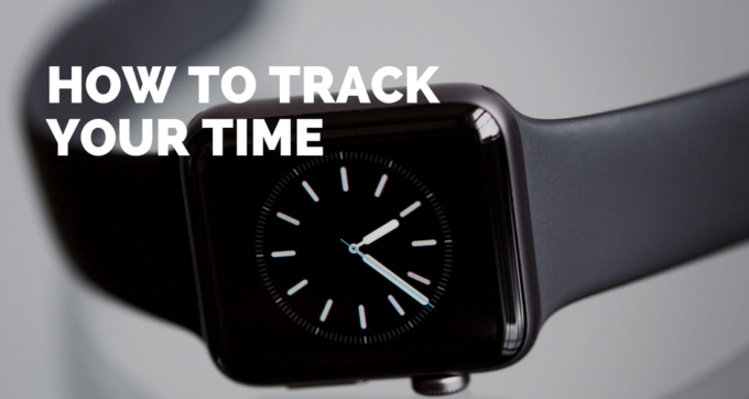 how to track your time