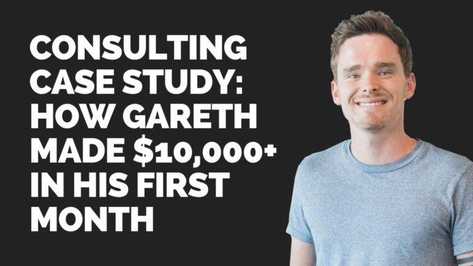 gareth pronovost case study
