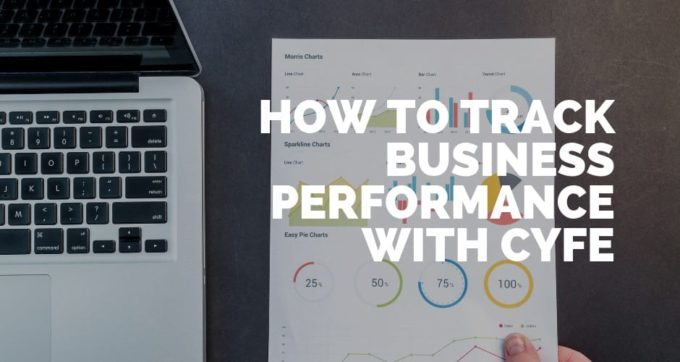 how to track business performance with cyfe