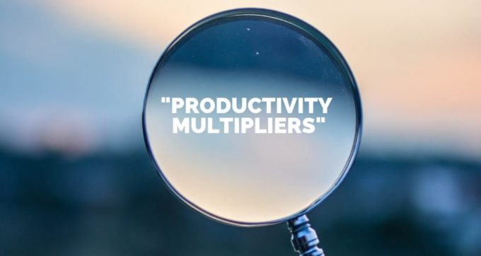 productivity multipliers