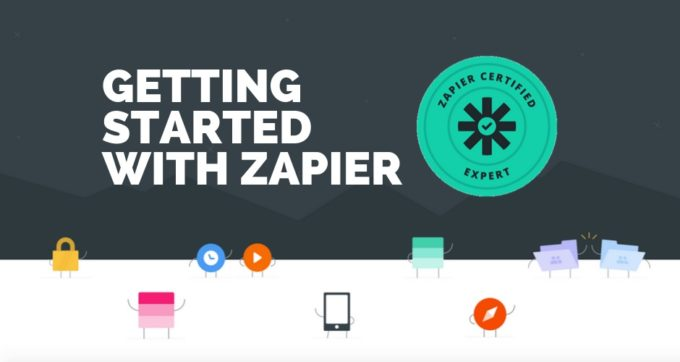 getting started with zapier