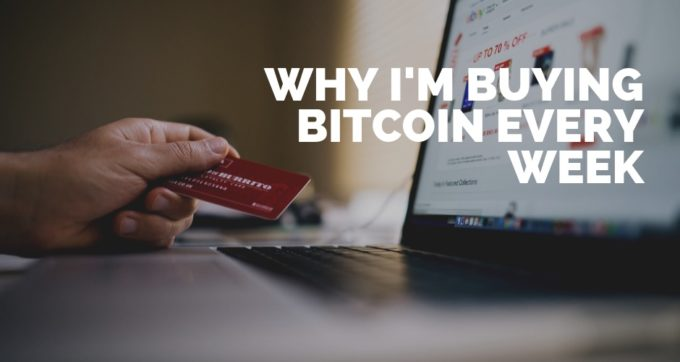why im buying bitcoin