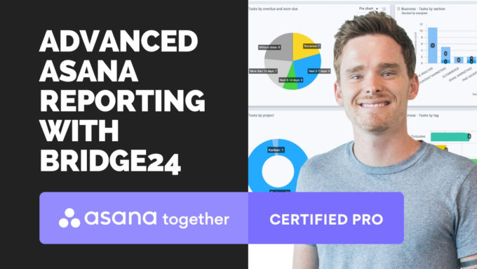 Advanced Asana reporting with Bridge24