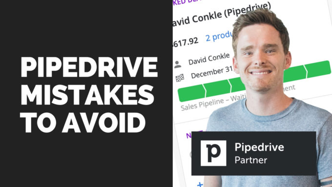 Common Pipedrive mistakes to avoid