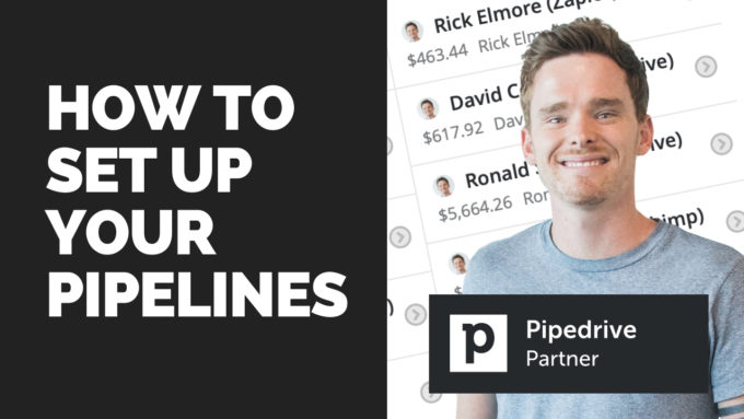 How to set up your Pipedrive pipelines