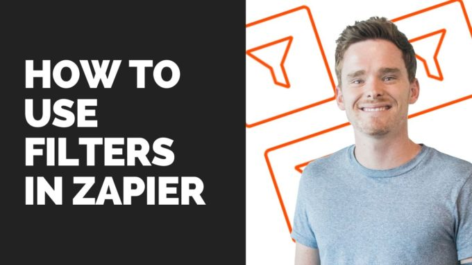 How to use filters in Zapier