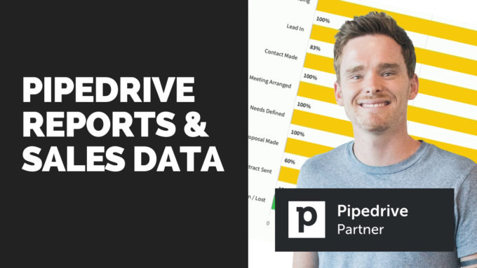 Pipedrive reporting and understanding your sales data