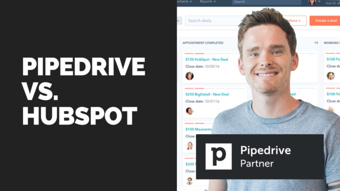Pipedrive vs Hubspot