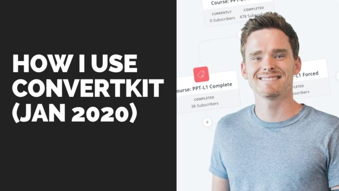 How I use ConvertKit