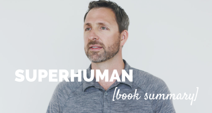 Superhuman book summary and pdf