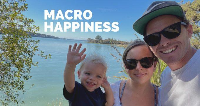 macro happiness