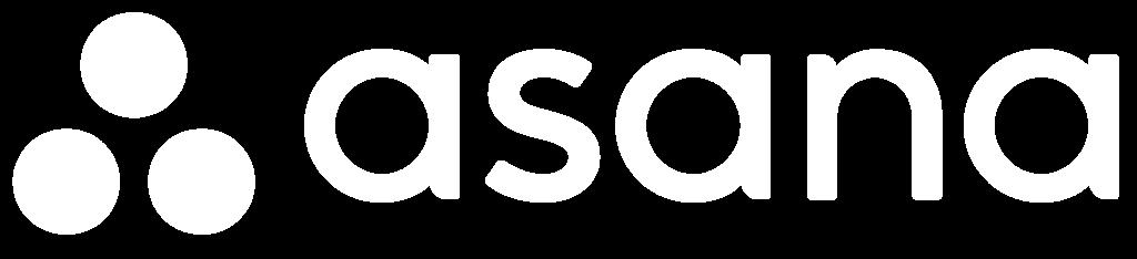 asana logo white